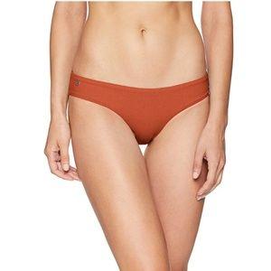 Maaji | NWT Reversible Burnt Orange Bikini Bottoms